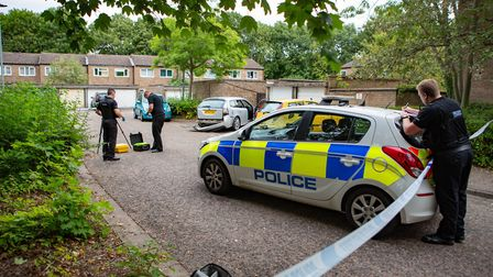 Police arrest one at the scene of an RTC that left motorcyclist dead.,Bretton Way, PeterboroughWed