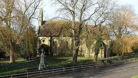 The prestigious building that was previously the church of St Mary Magdalene is believed to date fro