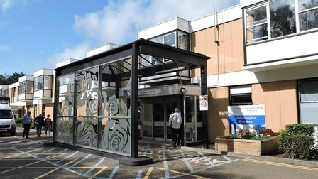 Emergency measures to address staffing shortfalls at the Queen Elizabeth Hospital was discussed at a