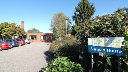 Burman House, at Terrington St John, which is under threat of closure Picture: Chris Bishop