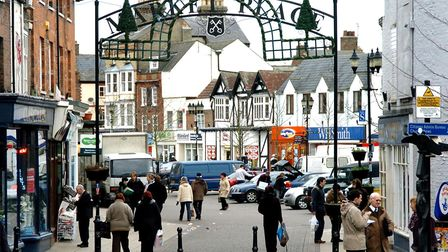 I Love Wisbech campaign will be in the Market Place