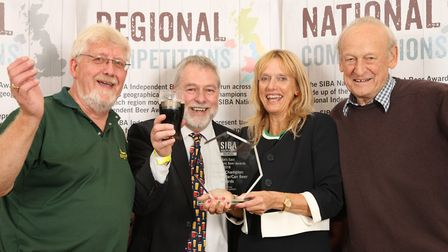 Elgoods Brewery inWisbech has taken home one of the top spots at the SIBA East Independent Beer Awar