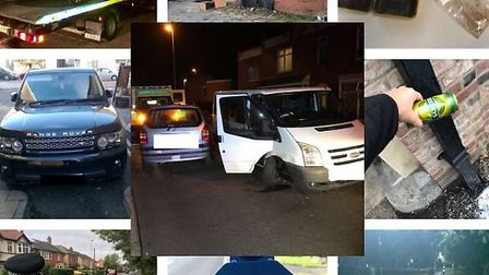 Round-up of some of the work of Fenland Police in the last few days ranging from speeding offences,