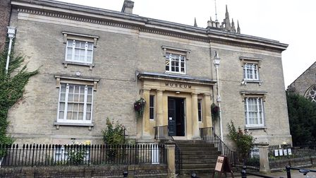 Wisbech Museum will see one of its rooms closed while repairs are carried out. Picture: ARCHANT
