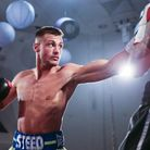 Joe Steed continued his unbeaten start to his pro career. Picture: Mark Hewlett