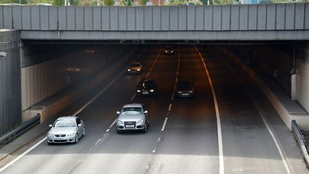 The A1(M) Hatfield Tunnel makes the list of the country's longest road tunnels.