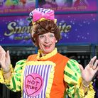 Stevenage's favourite pantomime Dame Paul Laidlaw. Picture: DANNY LOO