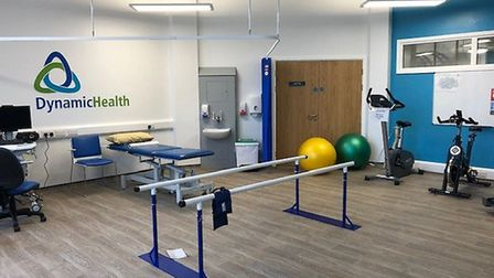 A new state--of-the-art physiotherapy facility is now open for patients at the North Cambs Hospital,
