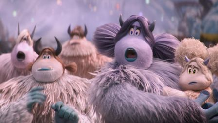 Smallfoot is now showing at The Light Cinema in Wisbech.