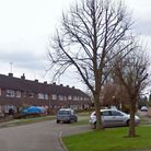 Police were called after a neighbour spotted a man trying to break into a home in Commons Lane, Kimp