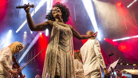 Classic Ibiza features the Urban Soul Orchestra and vocalists performing dance tracks.