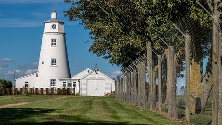 Sir Peter Scott East Lighthouse, Sutton. Photo: Fine and Country