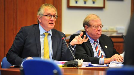 Decision day for Cllr Simon King as he faces the conduct committee of Fenland District Council. The