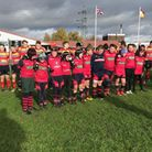 Wisbech under 11s travelled to a busy Peterborough for triangular matches involving the host Peterbo