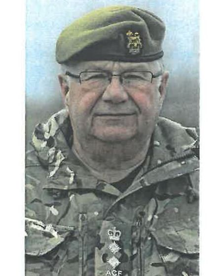 The service will include readings and contributions by Colonel Mark Knight MBE, commandant of the Ca