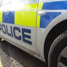 Police investigate after man dies following crash.