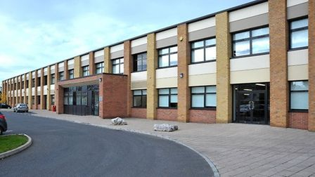 Thomas Clarkson Academy, Wisbech, which is also under the Brooke Weston Trust. Picture: ARCHANT.