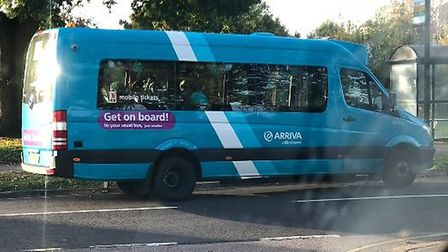 Parents are complaining about poor service from Arriva buses for the school run. Picture: supplied