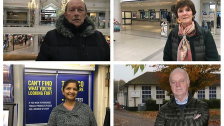 We spoke to several people in Welwyn Garden City who say the proposed fares freeze doesn't go far en