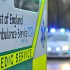 Emergency services were called to a crash in Hatfield yesterday. Picture: ARCHANT