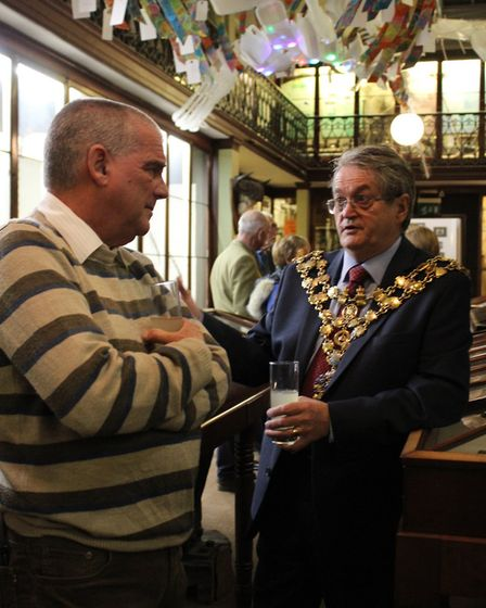 Wisbech and Fenland Museum has seen 11 individuals, one business and six local charities all dig dee