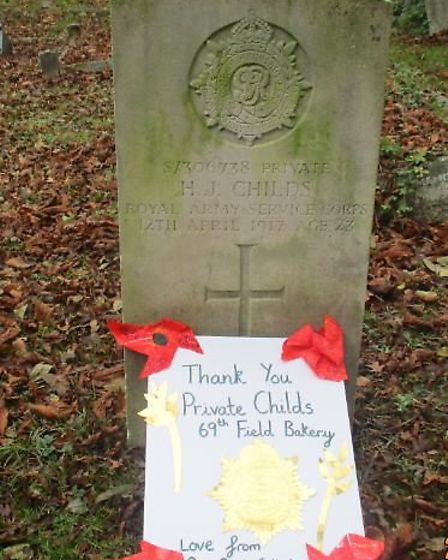 Pope Paul Primary School pupils have been learning about World War One. Picture: Supplied