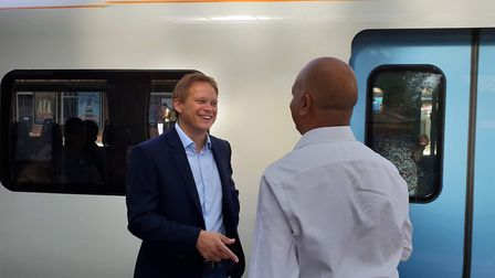 Welwyn Hatfield MP Grant Shapps has secured time to debate train services. Picture: Supplied