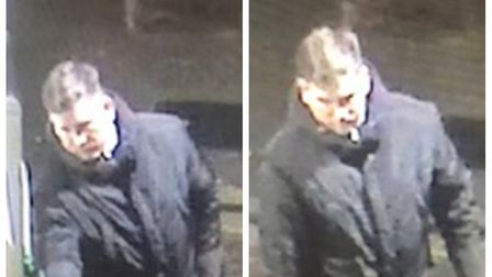 Do you recognise this man? He made off from the Shell garage on Light Lane, Walton Highway without p