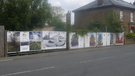 Renaissance schemes already funded by Fenland District Council. They include Banners, Chatteris. Pic