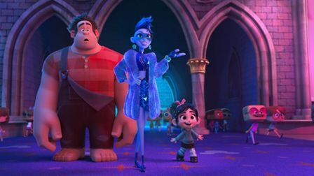 Ralph Breaks the Internet is an extremely clever and funny animation. Picture: LIGHT CINEMA WISBECH