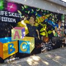 Hatfield youths were given creative free-rein at the St John's Community Centre, off Bishops Rise, d