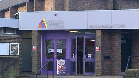 Hudson Leisure Centre Wisbech. Fenland Council have been asked to comment on reports they will close