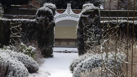 Winter opening times at Peckover House, Wisbech