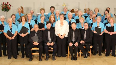Welwyn Garden City community choir Singing For Pleasure have raised more than £200,000 for local and