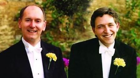Tim Hurst-Brown and Peter Hewitt will share a musical history of Gilbert and Sullivan's Savoy Operas