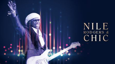 Nile Rodgers and Chic will be headlining Summer Saturday Live at Newmarket Racecourses.