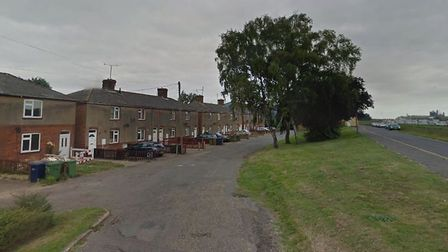 A Wisbech man has been arrested on suspicion of murder after a stabbing at a house in West Parade la