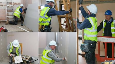 Building work has commenced at the Alan Hudson Day Centre in Wisbech following a consultation at the