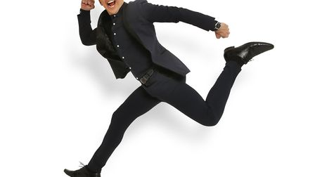 Comedian Russell Kane is coming to the King's Lynn Corn Exchange on Thursday February 21. Picture: K