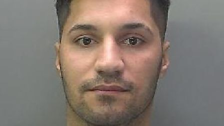 Rekan Kakarash, 21, jailed after stabbing a member of the public with a lock knife in Subway after r