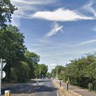 Thieves struck in Travellers Lane in Hatfield, stealing items from a car.
