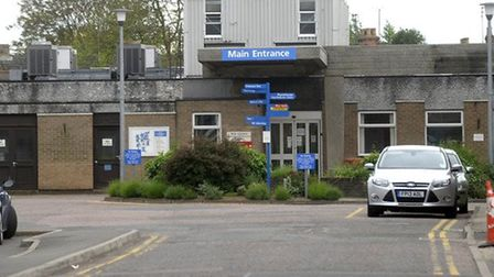 North Cambs Hospital in Wisbech is second of three Cambridgeshire sites to trial Local Urgent Care S