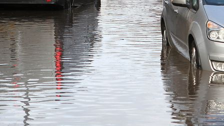 Kimpton Road in Welwyn has been closed due to flooding. Image: Stock photo by Danny Loo