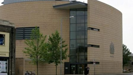 Ashley Hammond appeared at Cambridge Crown Court for breaching two sexual offences orders imposed ne
