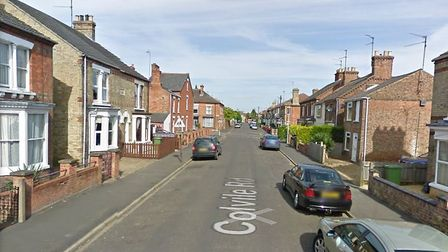 Would-be Wisbech burglar Martin Rogers caught in the act after entering victim's garden in Colvile R
