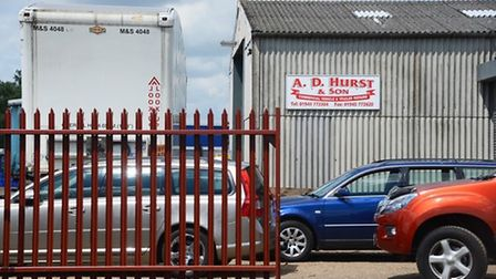 A D Hurst and Son Commercial Limited of Baptist Road, Upwell,, pleaded guilty to breaching Section 2