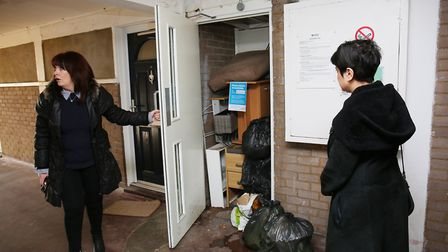 Baroness Shami Chakrabarti at Queensway House, Hatfield. Picture: DANNY LOO