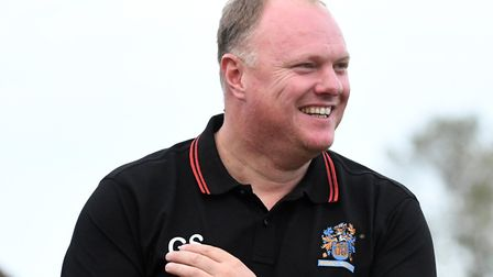 Wisbech Town manager Gary Setchell. Picture: IAN CARTER