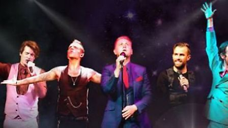 The Take That Experience is at the King's Lynn Corn Exchange on Friday March 8. Picture: KING'S LYNN