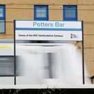 Potters Bar has been named as one of London's commuter hotspots. Picture: DANNY LOO